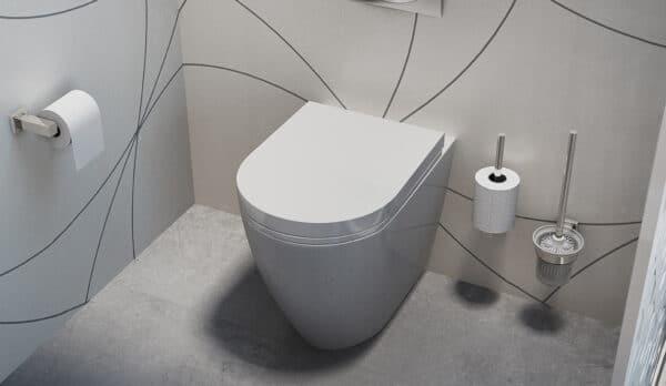 Bathroom Butler 8538POLS