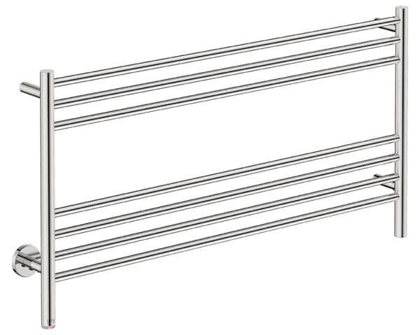 Bathroom Butler NATURAL 7 Bar 1100mm Heated Towel Rail
