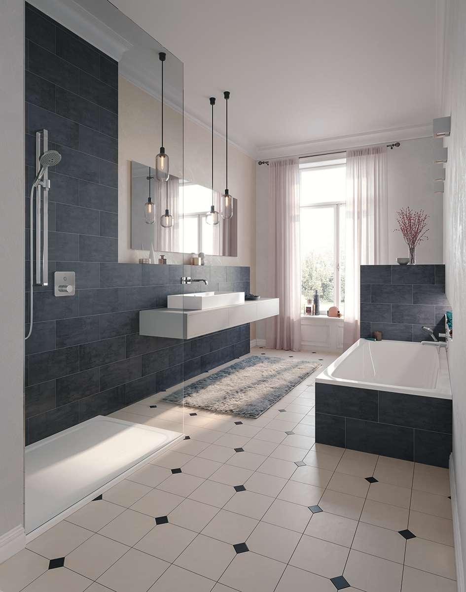 Oval Bath Mat Set