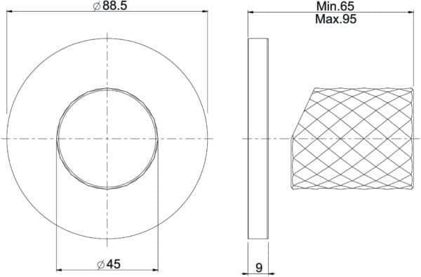 FIMA F3033_1XCR_technical_drawing-1