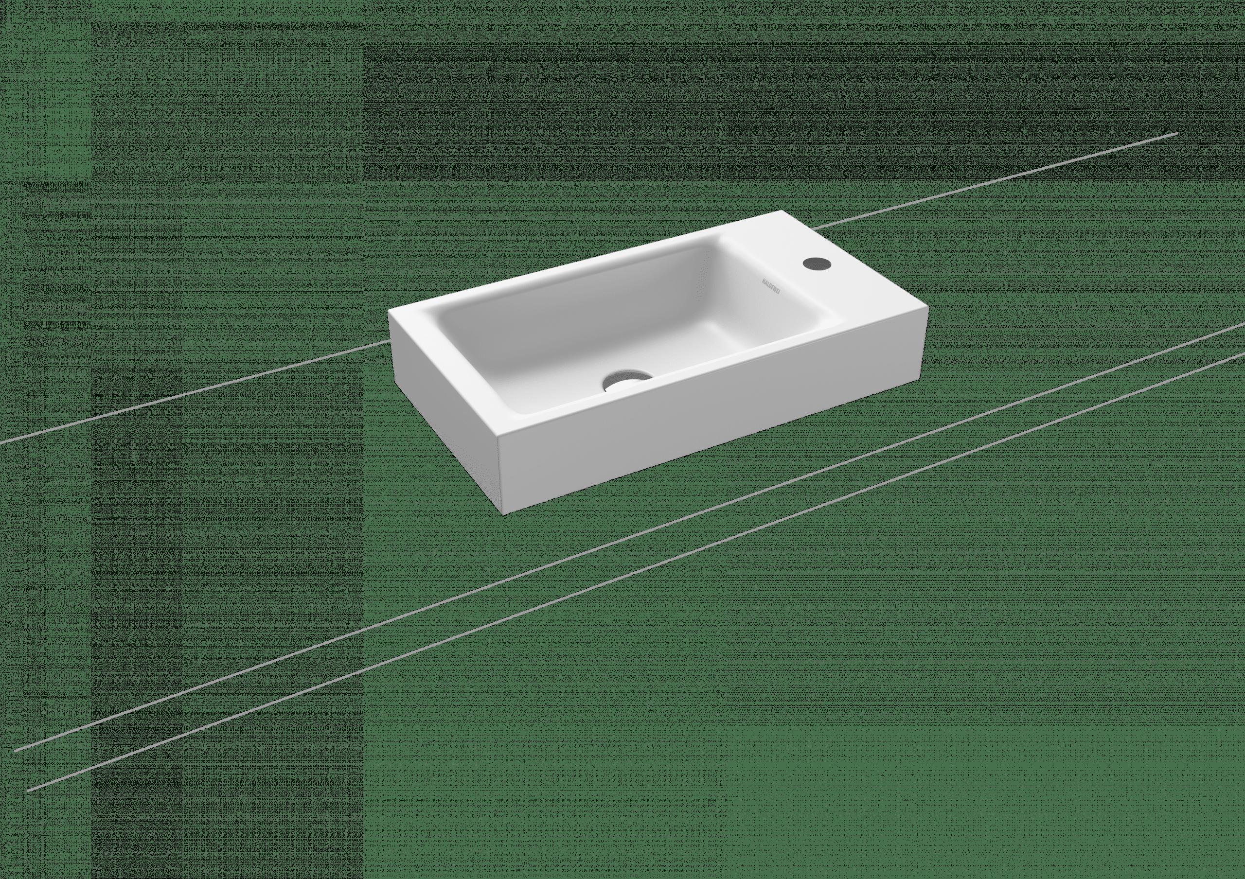 KALDEWEI Puro Handrinse Washbasin 20mm   Bathe